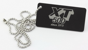 XT500.us 'XT 500 since 1975' logo tag